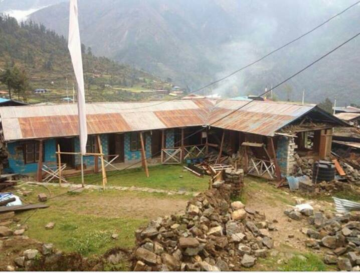 melamchi guesthouse sleeping quarters